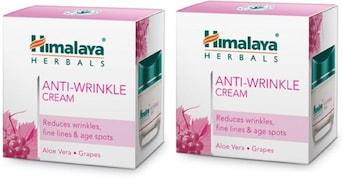 Himalaya Anti-Wrinkle Cream (50GM, Pack of 2)