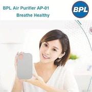 BPL AP-01 Room Air Purifier (Grey)