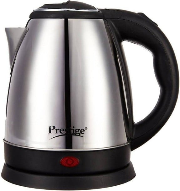 Prestige APK13 1.5 L Electric Kettle (Silver)