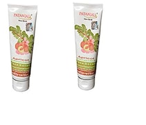 Patanjali Apricot Face Scrub (100GM, Pack of 2)