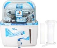 Kinsco Aqua Laser 15L RO+UV+UF+TDS Water Purifier (White)