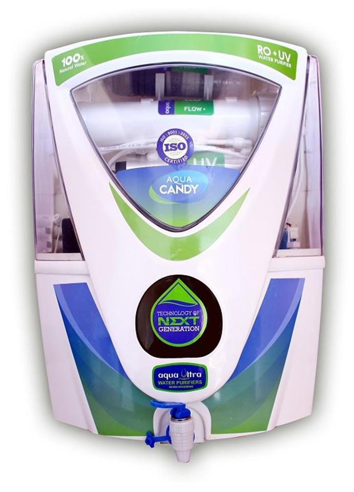 Aqua Ultra Aqua X 12L RO+UV+UF Water Purifier (White)