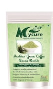 MyCure Arabica Green Beans Powder Coffee (Green, 200GM)