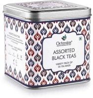 Octavius Assorted Black Tea (50GM, 25 Pieces)
