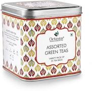 Octavius Assorted Green Tea (50GM, 25 Pieces)