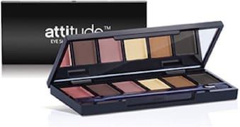 Amway Attitude Eye Shadow Palette (Multicolor, 8GM)