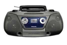 Philips AZ 1852 Wired Speaker