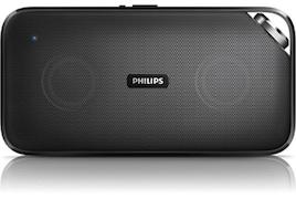 Philips BT3500B/00 Wireless Bluetooth Speaker