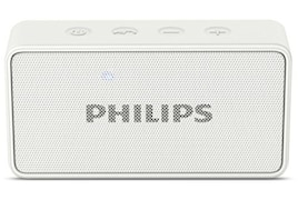 Philips BT64W Wireless Bluetooth Speaker