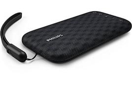 Philips EverPlay BT3900B/00 Mini Wireless Bluetooth Speaker
