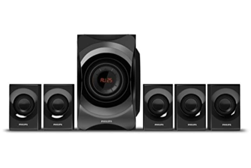5ecfec8d3c8 Philips SPA-8000B 94 Wireless Bluetooth Speaker Online at Lowest ...