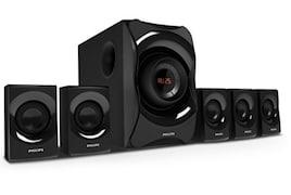Philips SPA 8000B/94 Wireless Bluetooth Speaker