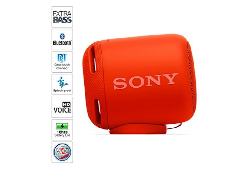 Sony SRS-XB10 Wireless Bluetooth Speaker