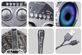 Zebronics Super Bazooka Wireless Bluetooth Speaker
