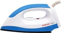 Singer Auro Dry Iron (Blue & White)