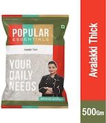 Popular Essentials Avalakki Thick Poha (500GM)
