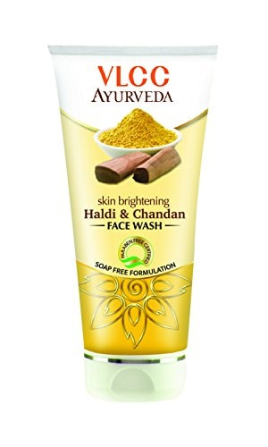VLCC Ayurveda Skin Brightening Haldi & Chandan Face Wash (200ML)