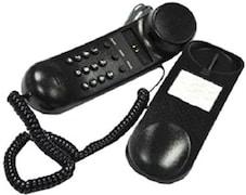 Beetel B25 Corded Landline Phone (Black)