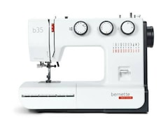 Bernette B35 Automatic Sewing Machine (White)