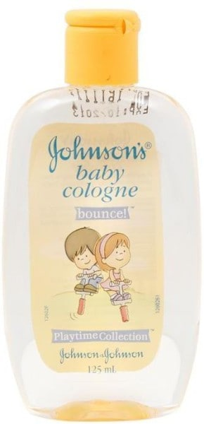 Johnsons Baby Cologne - Bounce (125ML)
