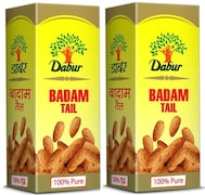 Dabur Badam Tail (200ML, Pack of 2)