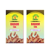 Dabur Badam Tail (100ML, Pack of 2)
