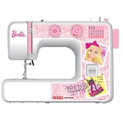 Usha Barbie Electric Sewing Machine (Pink & White)