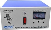 Rahul Base-1 A 1 Automatic Voltage Stabilizer (Grey)