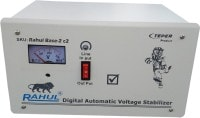 Rahul Base-2 C2.5 Automatic Voltage Stabilizer (Grey)