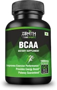 Zenith Nutrition BCAA Dietary Supplement (60 Capsules)
