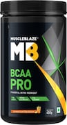 MuscleBlaze BCAA Pro (Lemon, 450GM)