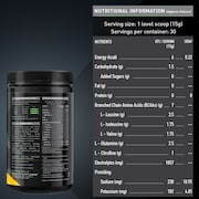MuscleBlaze BCAA Pro (Pineapple, 450GM)