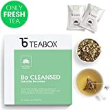 Teabox Be Cleansed Detox Herbal Tea (40GM, 16 Pieces)