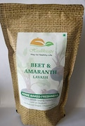 Healthscape Beet and Amaranth Lavash Baked Crackers Biscuits (75GM)