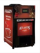ATLANTIS Beverage Coffee Machine (Red)