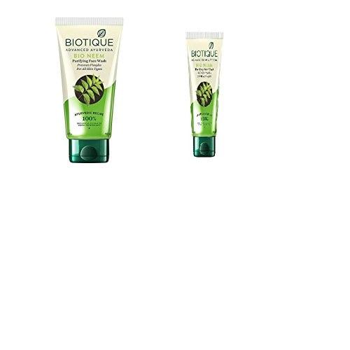 Biotique Bio Neem Face Wash (150ML, Pack of 2)