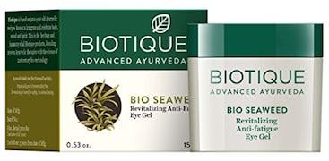 Biotique Bio Sea Weed Eye Gel (15GM, Pack of 2)