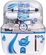 Aqua Grand Blue Swift 10L RO+UV+UF+TDS Water Purifier (White)