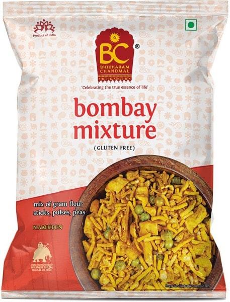 BHIKARAM CHANDMAL Bombay Mixture Namkeen (200GM)