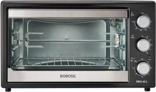 Borosil BOTG42CRB11 42 L Oven Toaster Grill (Black)