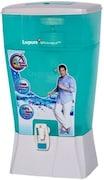 Livpure Brahma Neo 24L Gravity Based Water Purifier (Green & White)