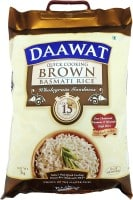 Daawat Brown Basmati Rice (5Kg)