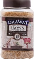 Daawat Brown Basmati Rice (1KG)