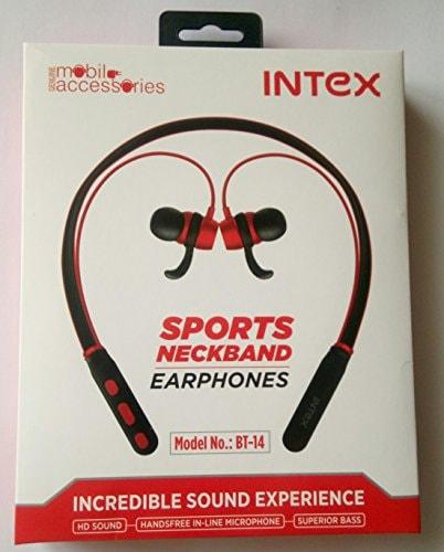 Intex BT-14 Bluetooth Headset