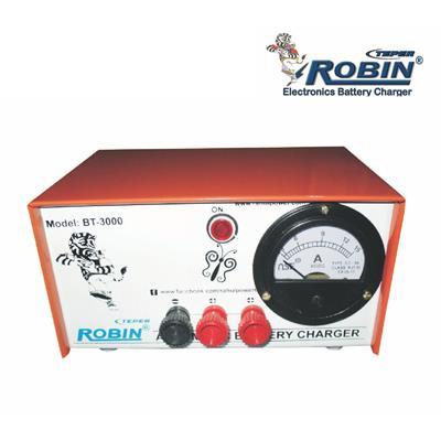 Robin Teper BT-3000 A Voltage Stabilizer (Grey)