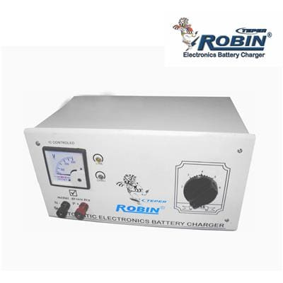 Robin Teper BT-4818 A Voltage Stabilizer (Grey)