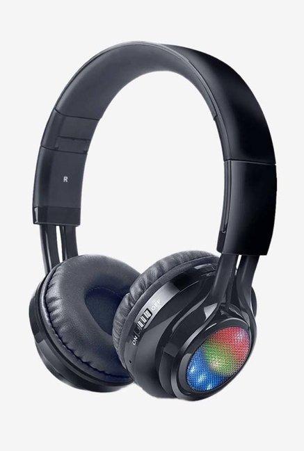 iBall BT06 Bluetooth Headphone (Black)