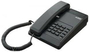 Beetel BTB11 Corded Landline Phone (Black)