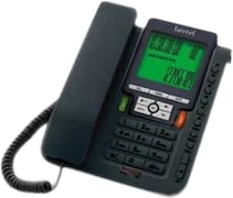 Beetel BTM71 Corded Landline Phone (Black)