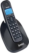 Beetel BTX69 Cordless Landline Phone (Black)
